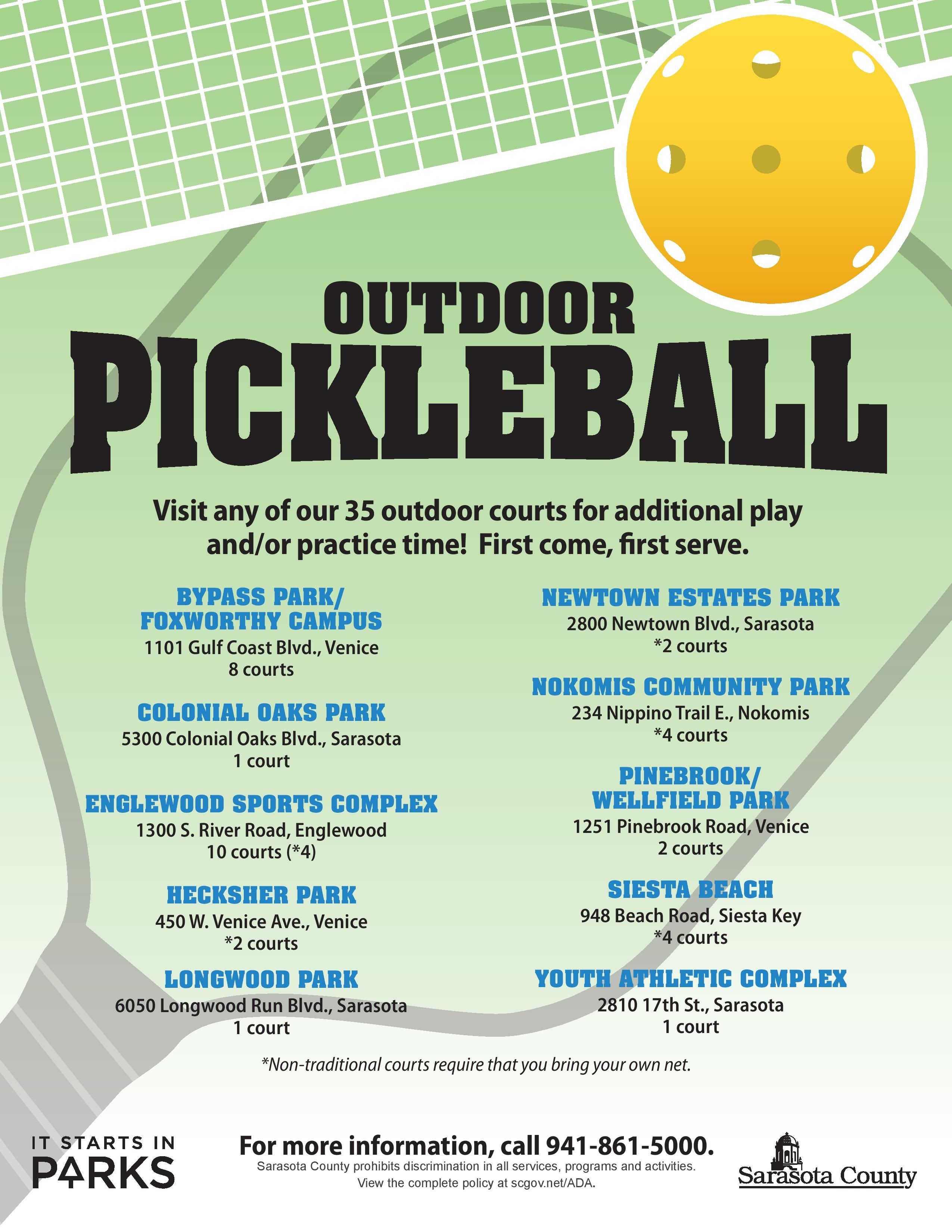 sarasota pickleball  u2013 for pickleball players of all skill